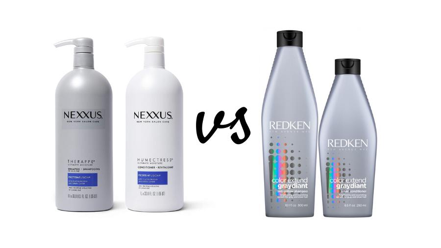 Redken vs Nexxus