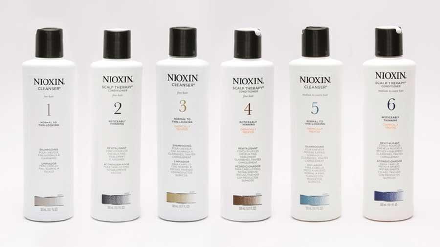 Nizoral vs Nioxin