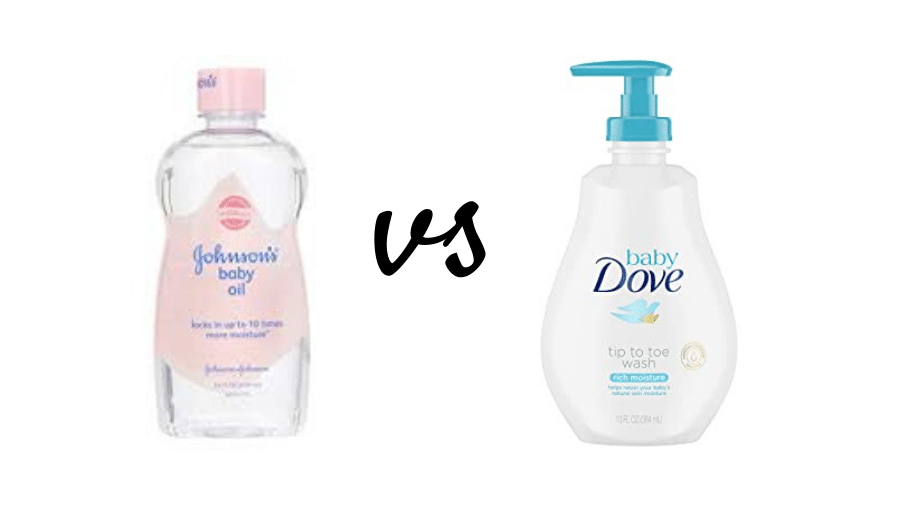Dove Baby Vs Johnson Which Brand Is