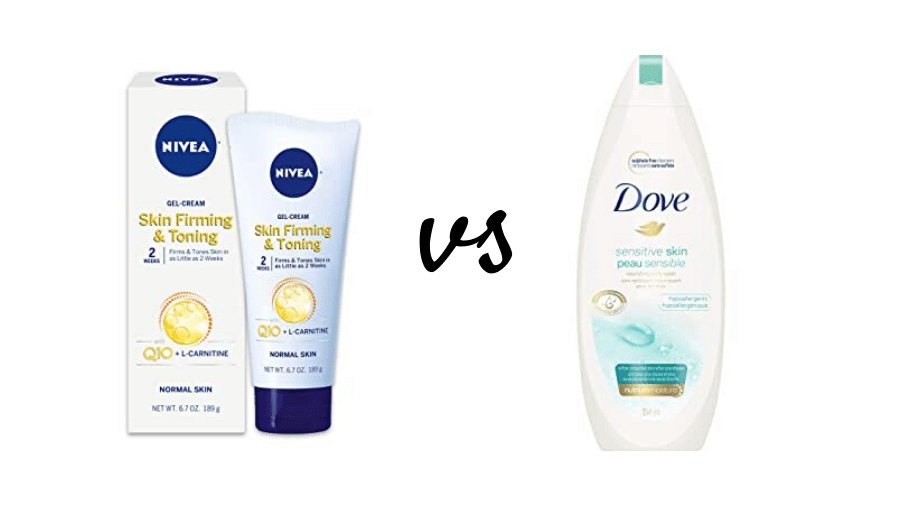 Dove Vs Nivea Which Of The Two Brands Is Best For You