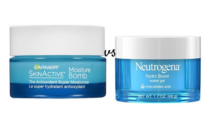 Garnier vs Neutrogena