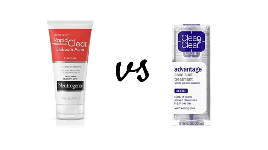 Neutrogena Vs Clean And Clear Which Brand Is Better