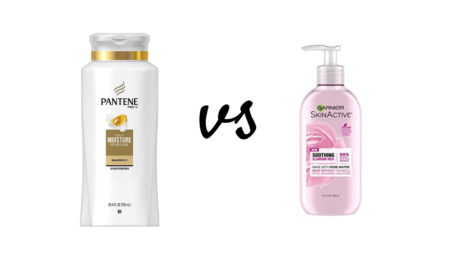 Pantene Vs Garnier Which Of The Two Brands Is Better