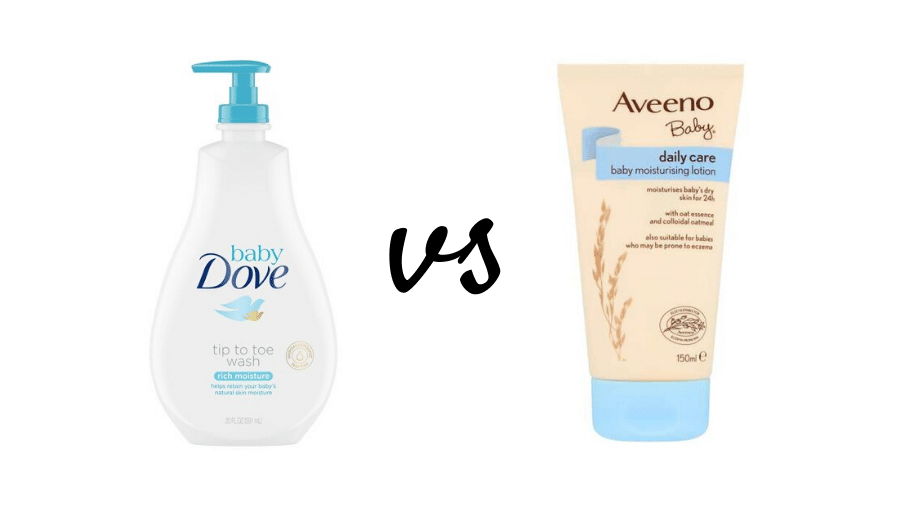 Baby Dove Vs Baby Aveeno Which Is Better For Babies