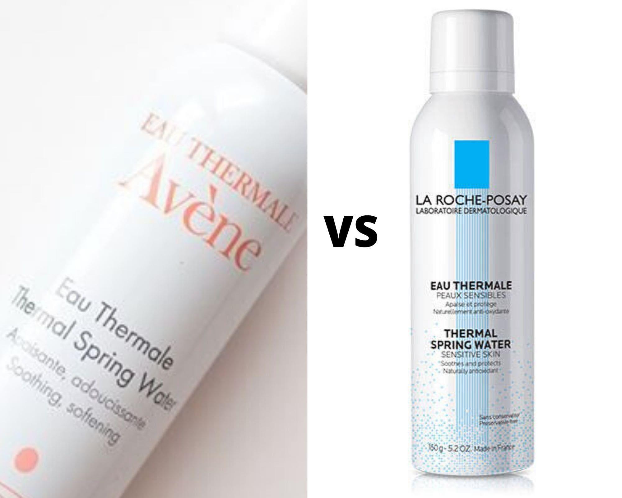 Avene or LA Roche-Posay Thermal Water