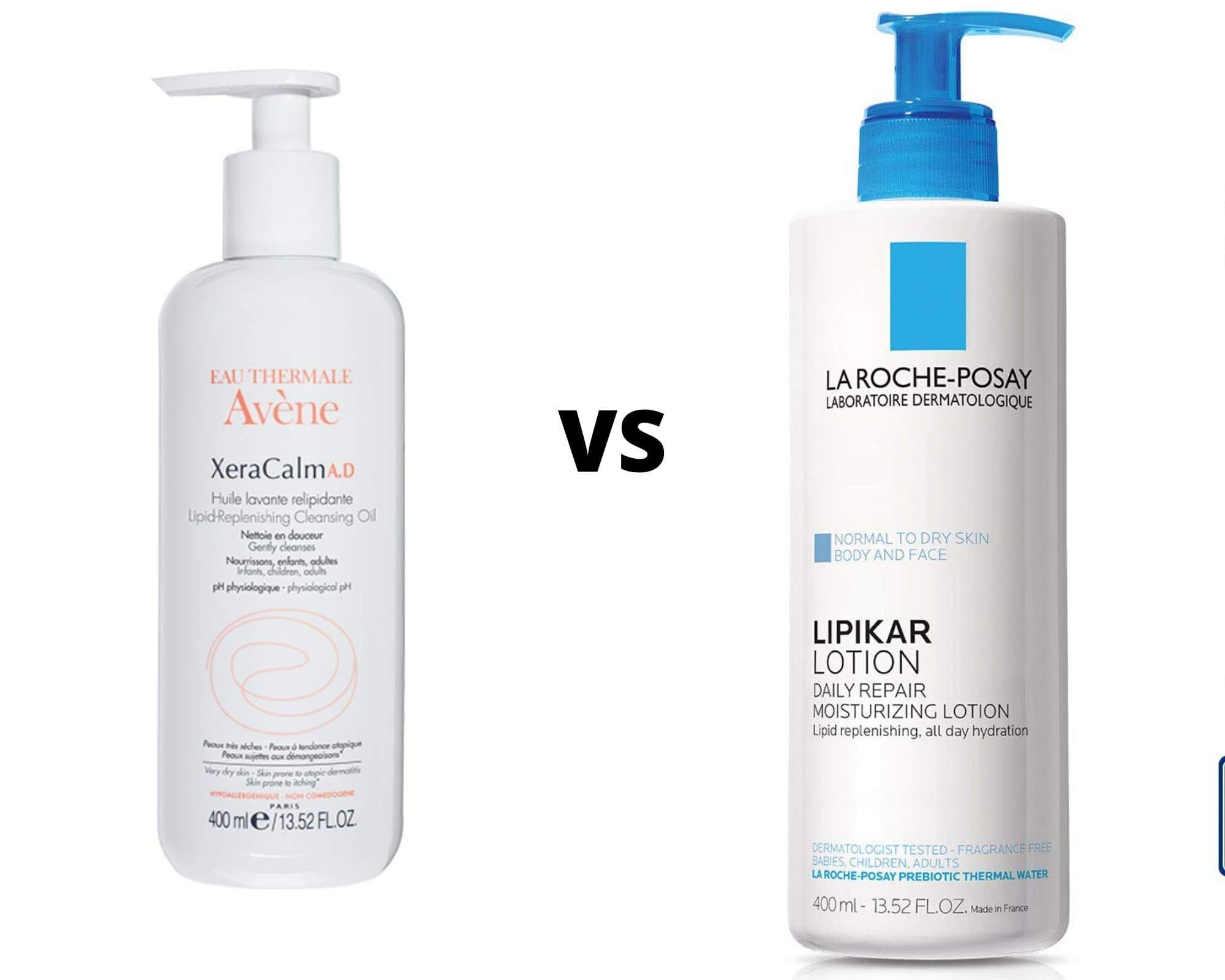 Avene vs La Roche-Posay for Eczema