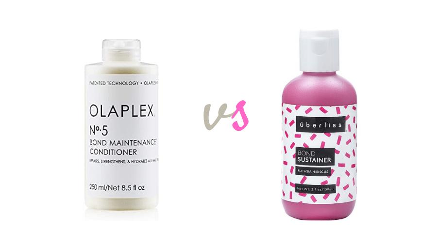 Uberliss vs Olaplex